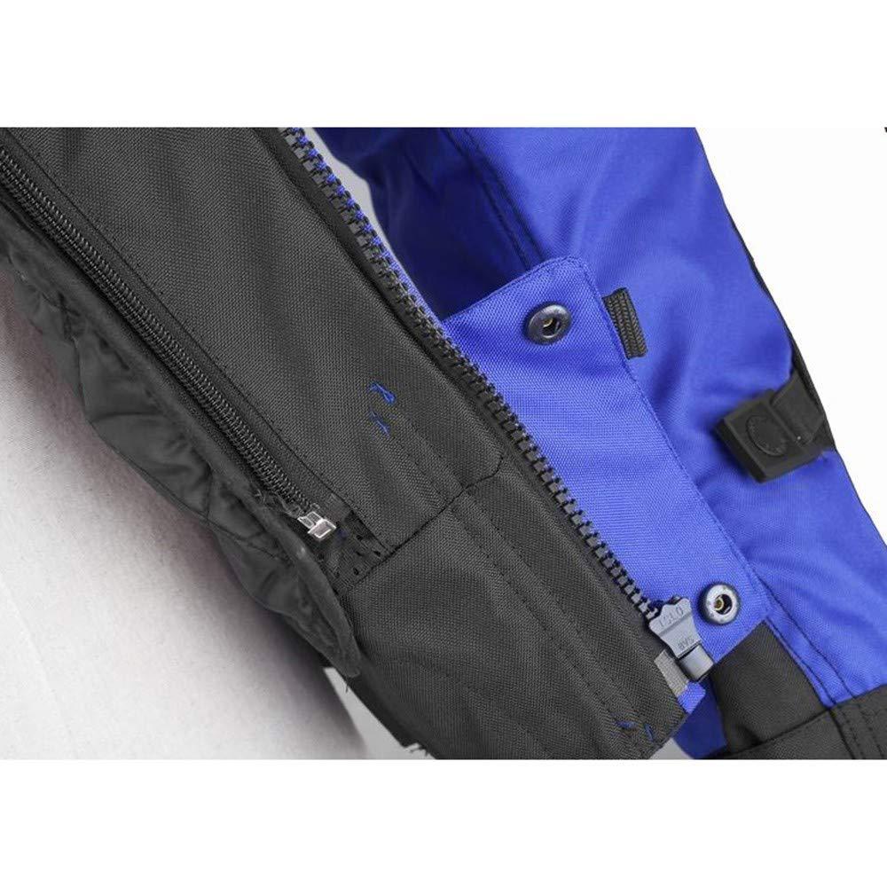 NUYAN Motorcycle jacketVeste de Cyclisme Veste de Moto Manches Longues Moto Protection compl/ète du Corps Moto Veste Pantalon