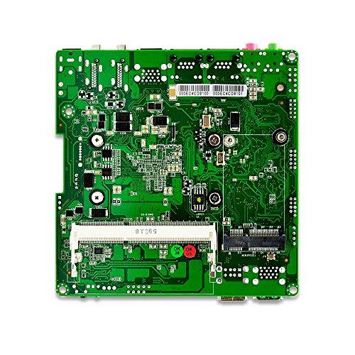 Qotom-Q150S-S07 Fanless Mini PC Intel Celeron J3160 Quad Core Support AES-NI Windows Linux Desktop Computer (2G RAM + 16G SSD + 300M WiFi) by Qotom (Image #4)