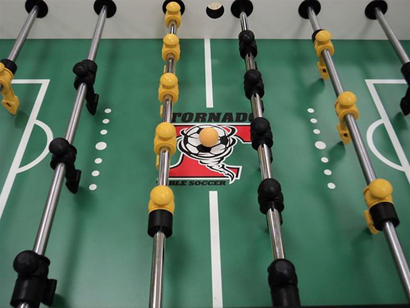Tornado T-3000 futbolín mesa con 1-man portero: Amazon.es: Juguetes y juegos