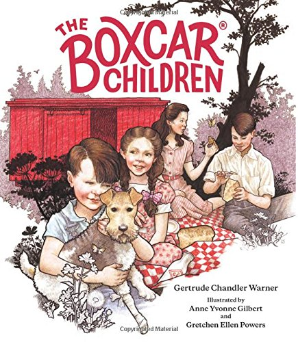 Boxcar Children: Fully Illustrated Ed.