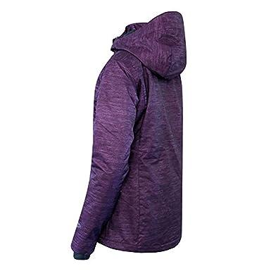 e556424e7840d Columbia Women s Ankeny Hill Omni Heat Hooded Ski Jacket (XS) at ...