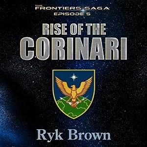 Rise of the Corinari Hörbuch