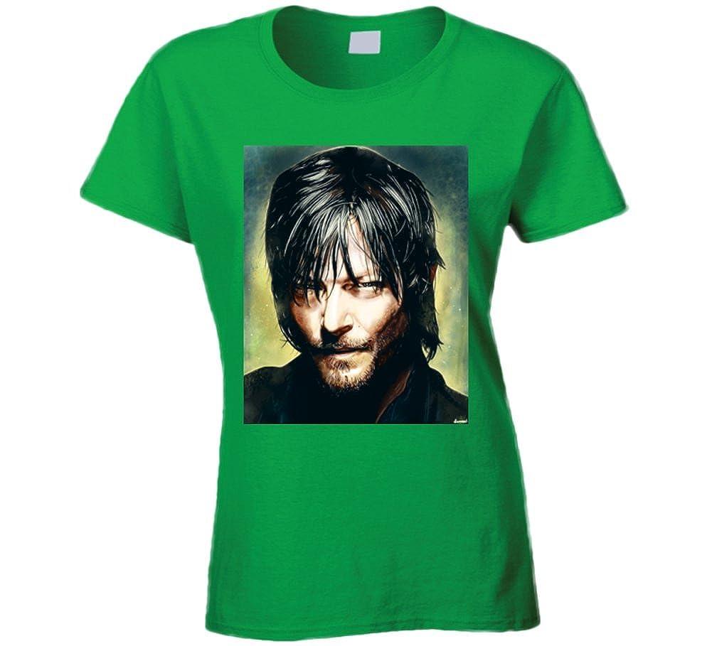 Daryl Dixon Green T Shirt