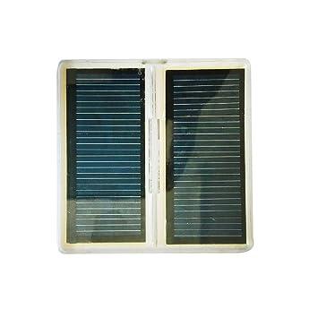 4V/8V/40mA/80mA DIY Mini Solar Panel Solarmodul Polykristalline Silizium  Solarzellen Für