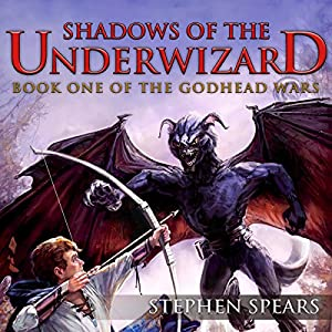 Shadows of the Underwizard Audiobook