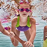 Speedo Unisex-Child Swim Goggles Skoogle Ages 3