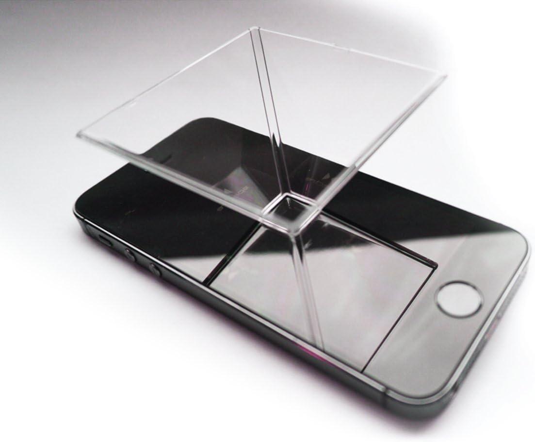 Spectre 3D proyector de Holograma para Cualquier teléfono ...