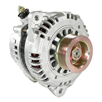 Auto Shack A2825 New 110 Amp Alternator: Automotive