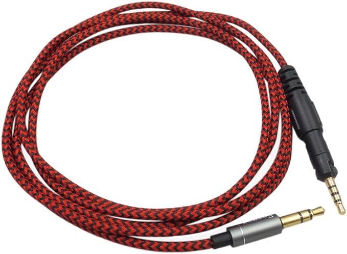 Replacement Upgrade Headphones Cable Cord for Audio: Amazon.de: Elektronik