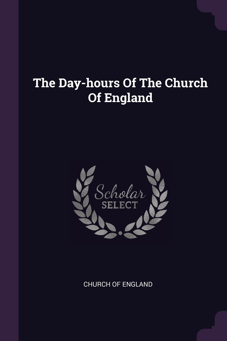 Download The Day-hours Of The Church Of England pdf