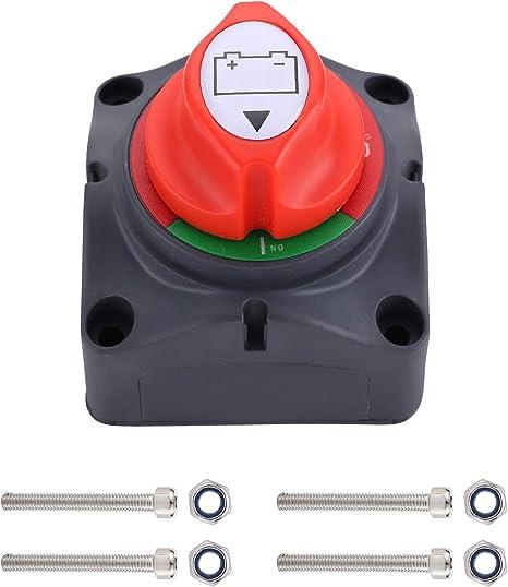 Truck Battery On//Off Rotary Switch Truck Car RV ATV Marine Big Switch 12V 60V