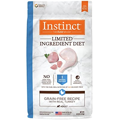 Nature's Variety Instinct Limited Ingredient Diet Grain-Free