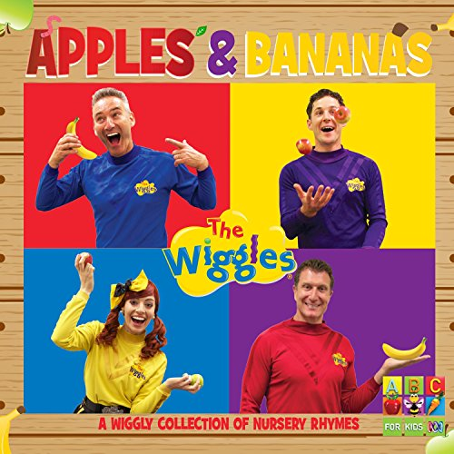Apples & Bananas: A Wiggly Collection Of Nursery (Wiggly Collection)