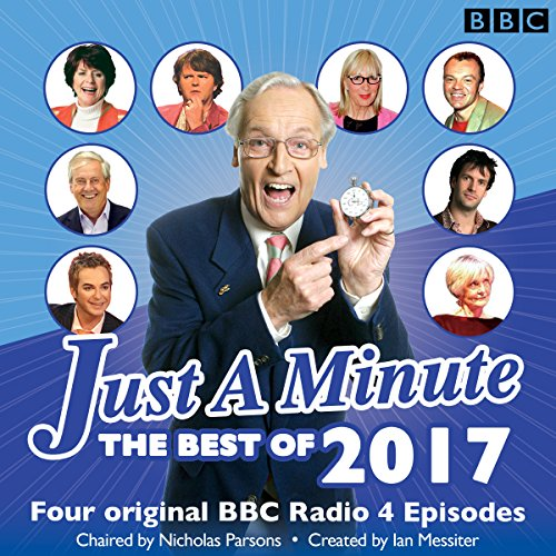 Just a Minute: Best of 2017: 4 Episodes of the Much-Loved BBC Radio 4 Comedy Game