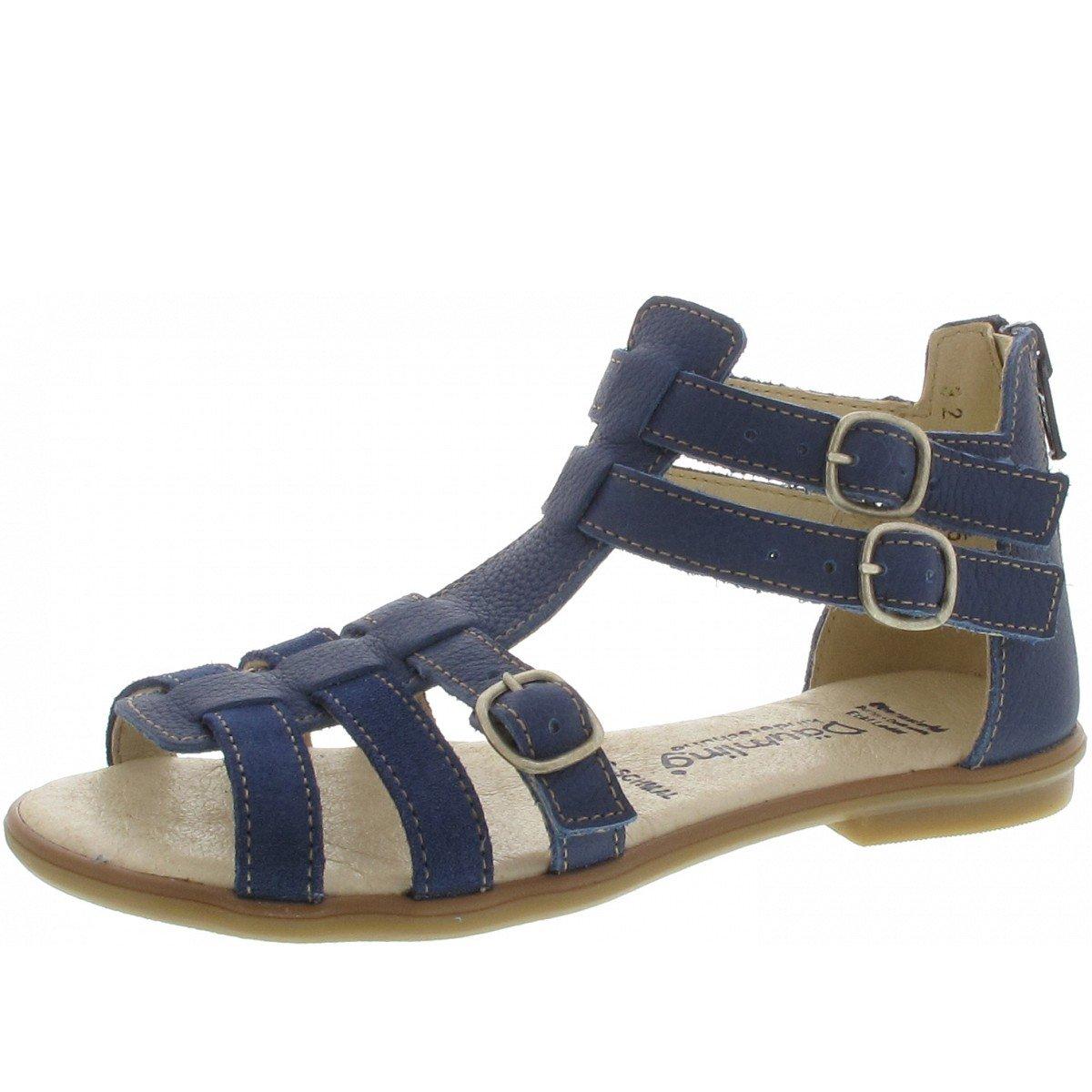 Däumling Regula Sandalette blau: : Schuhe & Handtaschen