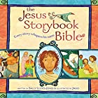 The Jesus Storybook Bible: Every Story Whispers His Name Audiobook by Sally Lloyd-Jones Narrated by David Suchet