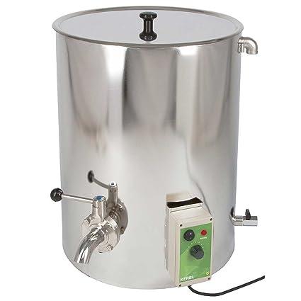 Kerbl MilkPot 50 Milcherw/ärmer 50 Liter 2500 W