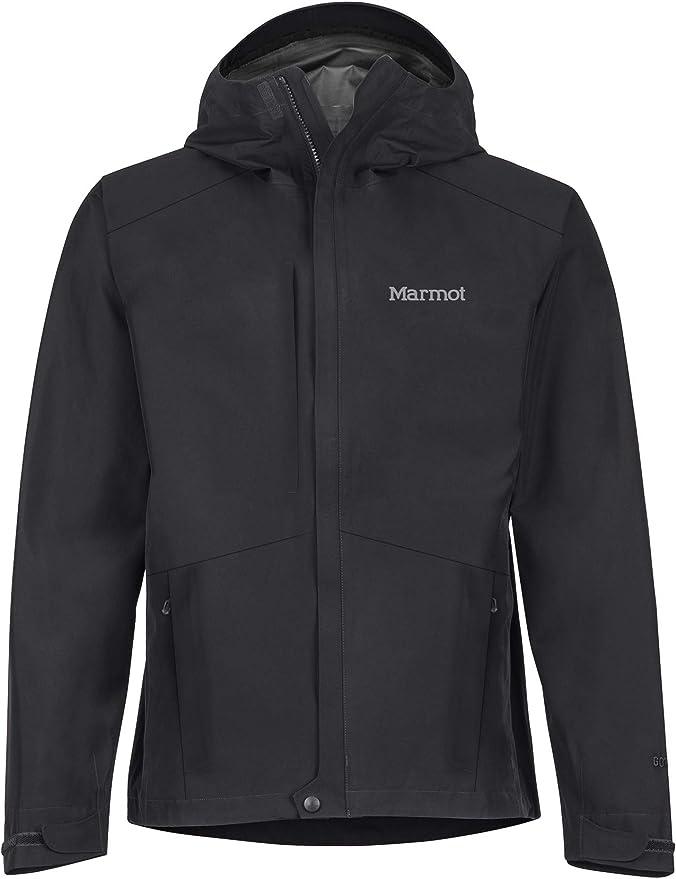 Marmot 土拨鼠 Minimalist Gore-Tex® Paclite 轻便防水透气 男式冲锋衣 30380 M码4.5折$85.03 海淘转运到手约¥652