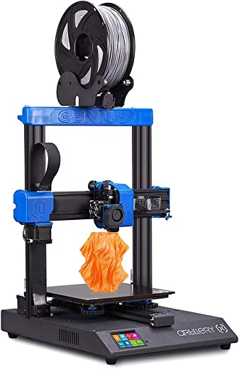 Artillery Genius DIY 3D Printer Kit 220*220*250mm Print Size with Ultra-Quiet Stepper Motor TFT Touch Screen Support Filament Runout Detection&Power Failure Function