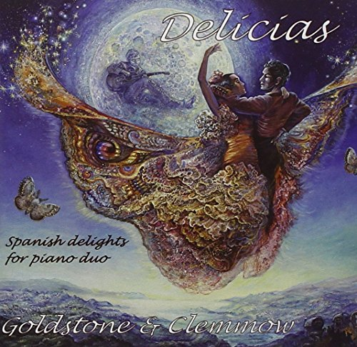 1896 Art - Delicias: Spanish Delights for Piano Duo