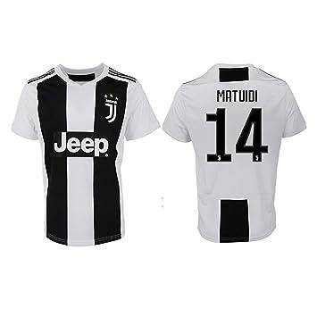 the best attitude d30c7 2d3ff Amazon.com : AdriK New Juventus Matuidi Home Men's Soccer ...