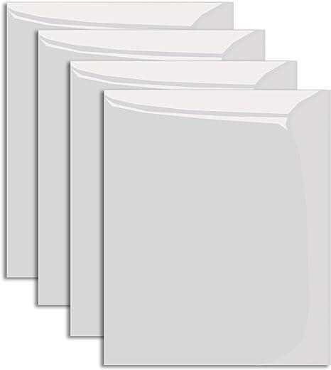 coupe facile chapeaux MiPremium Lot de 4 feuilles pr/éd/écoup/ées en vinyle thermocollant pour T-shirts v/êtements de sport et autres v/êtements et tissus facile /à utiliser Orange sacs