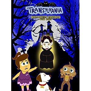 Transylvania- Halloween Cartoon For Kids