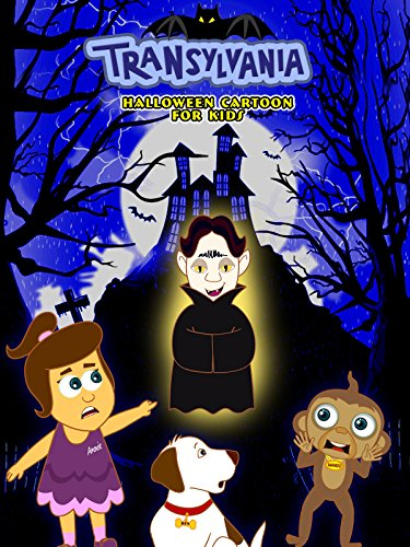 Transylvania- Halloween Cartoon For Kids -