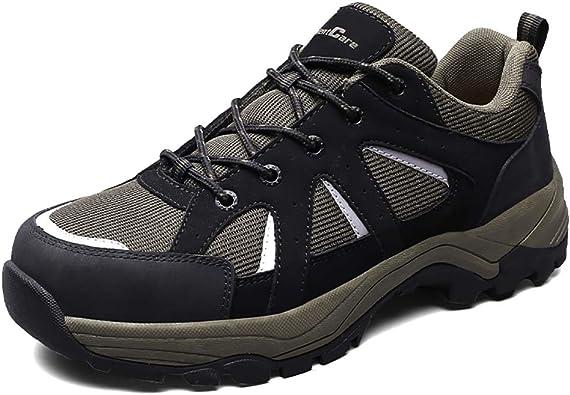 SILENTCARE Steel Toe Shoes Men
