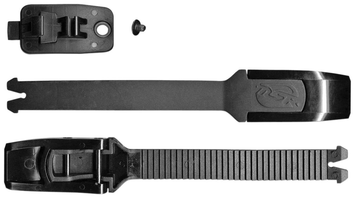 MSR 10-11 Elite & Metal Mulisha Boot Buckle/Strap Kit - Left 451639