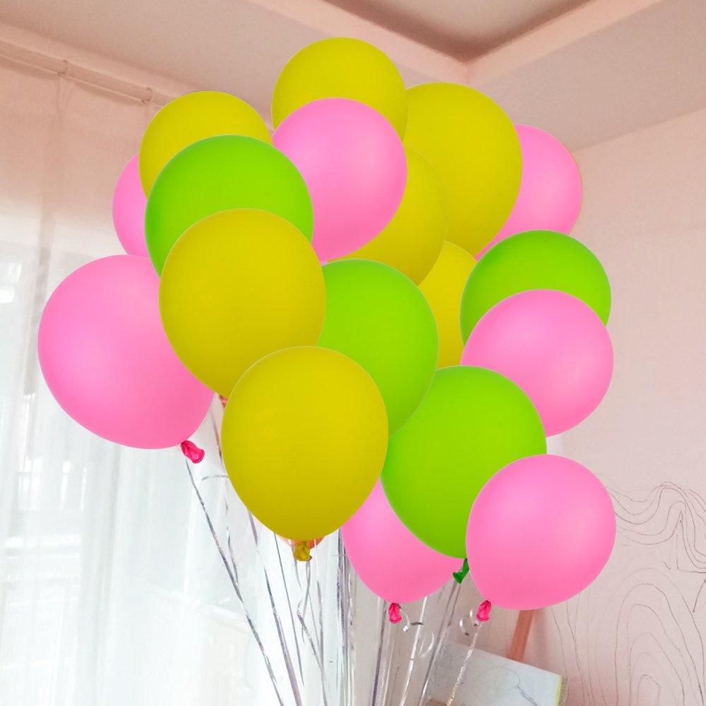 Amazon.com: 40 pcs Flamingo and Pineapple Party Decorations ...