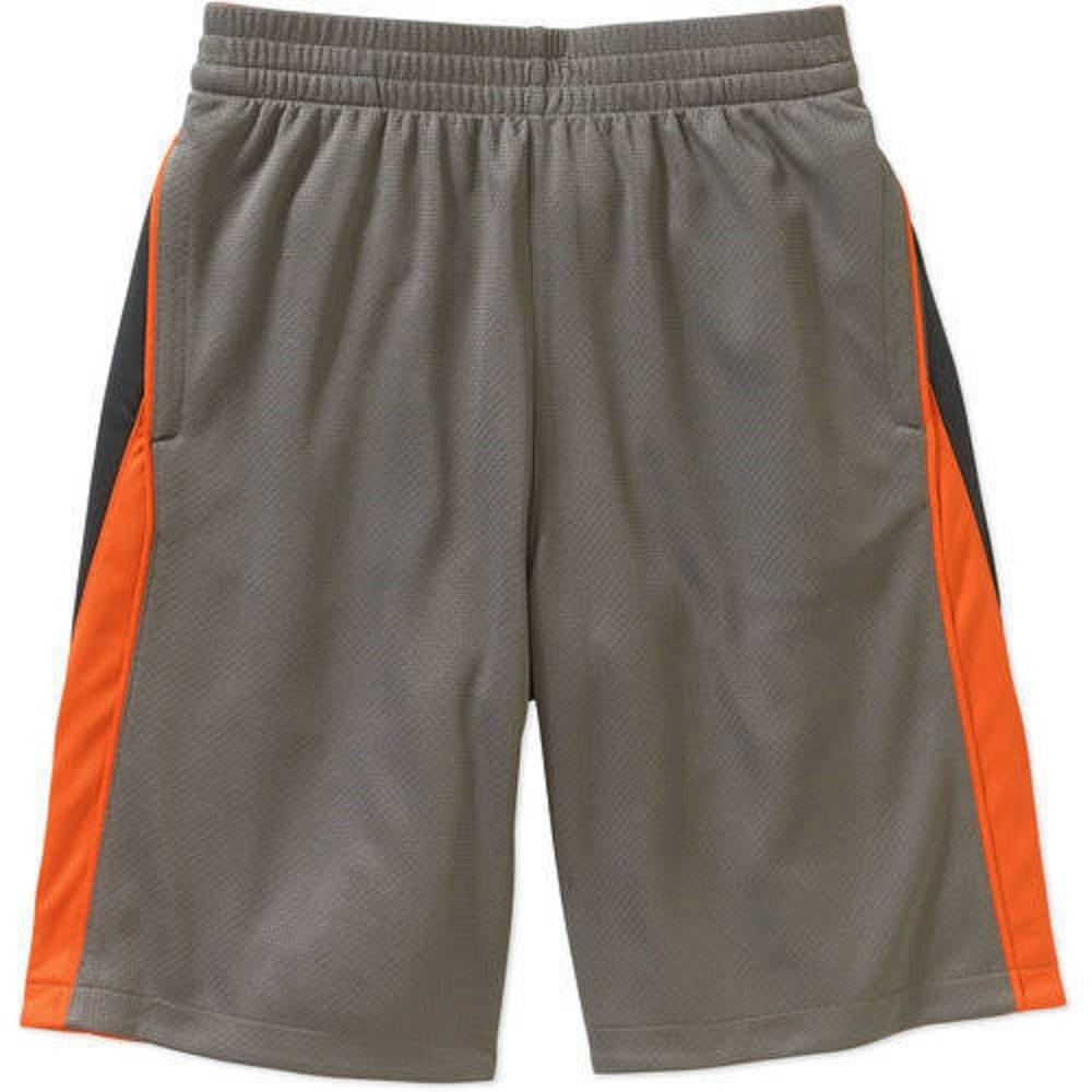 Athletic Works Boys Reversible Mesh Athletic Shorts
