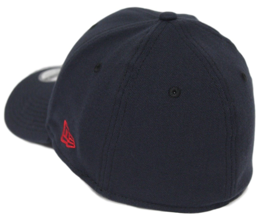 51af19ce Amazon.com : New Era Washington Senators MLB 39THIRTY Cooperstown Classic  Flex Fit Navy Hat : Sports & Outdoors