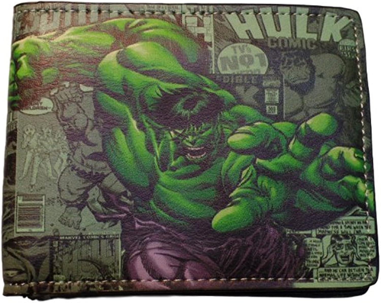 MARVEL COMICS L/'INCREDIBILE HULK Bi-Fold Wallet
