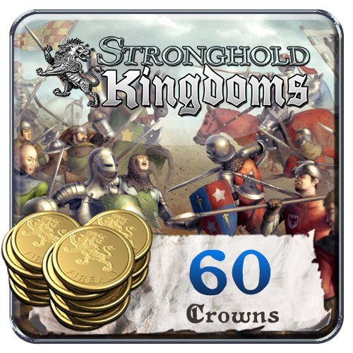 60 Stronghold Kingdoms Crowns: Stronghold Kingdoms [Instant Access]]()