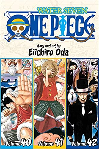 One Piece (3-in-1 Edition) Volume 14: 40, 41, 42 (One Piece (Omnibus Edition))