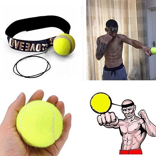 IGemy - Banda para la cabeza con pelota para entrenamiento de ...