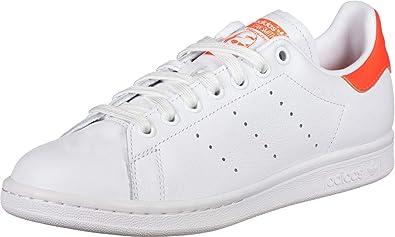 transmitir Analgésico Papúa Nueva Guinea  Amazon.com: adidas Stan Smith - Zapatillas deportivas para mujer, color  naranja solar/calzado blanco, talla 0, 6,5 UK: Shoes