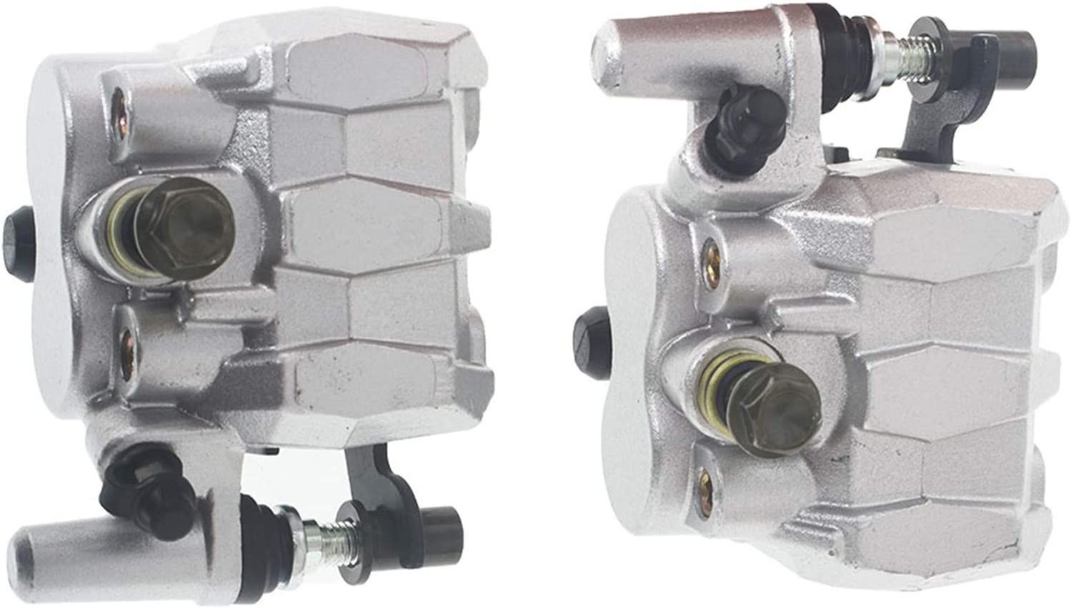 labwork Front Right Left Brake Calipers With Pads Replacemnet for Can Am Maverick 1000 2013-2017