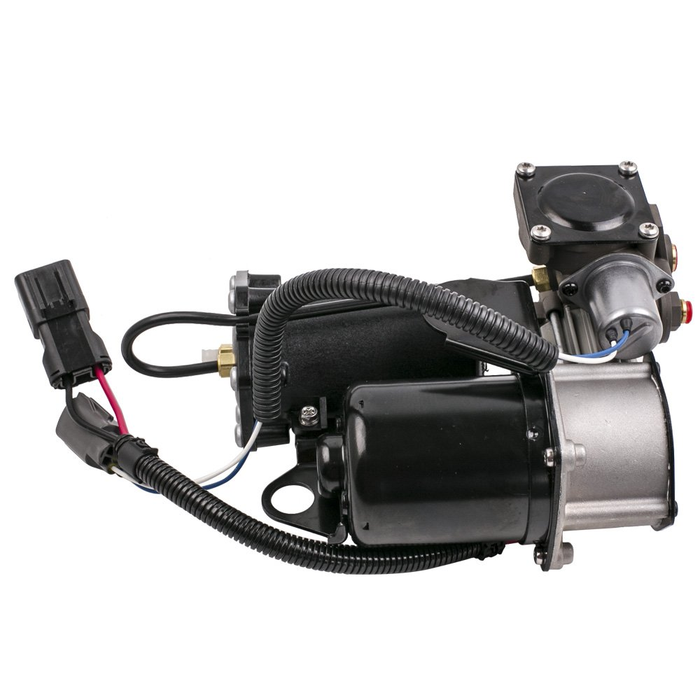 Range Rover Sport for Hitachi Type Air Suspension Compressor Pump LR015303 For Land Rover LR4 LR3