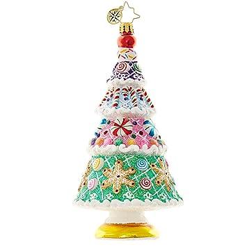 Amazon.com: Christopher Radko Bonbon Delights Christmas Ornament ...