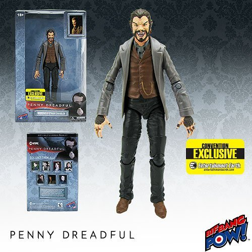 Bif Bang Pow! Penny Dreadful Werewolf 6-Inch Figure