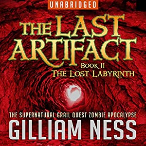 The Lost Labyrinth Audiobook
