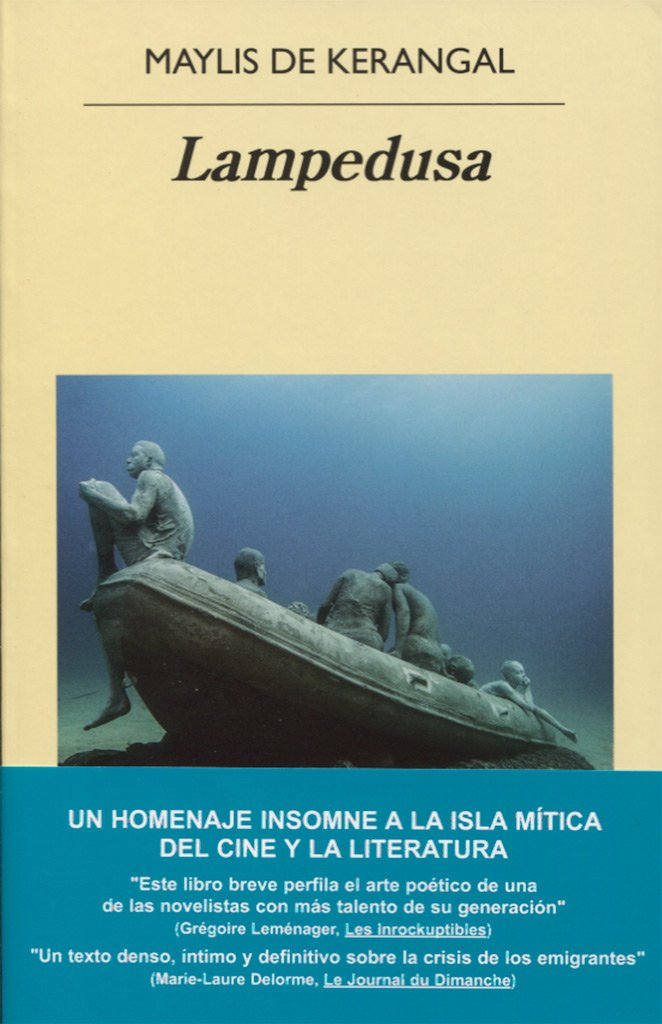 Lampedusa (Spanish Edition) ebook