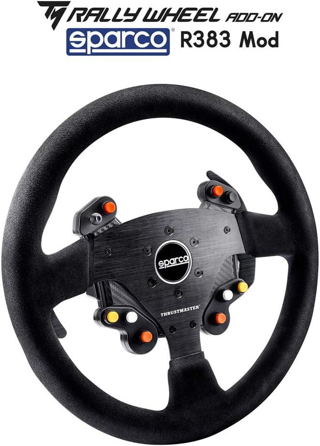 Lenkrad Sport Racing SPARCO R383 Wildleder