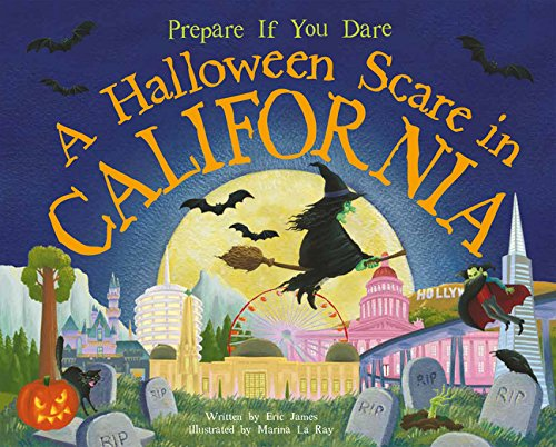 A Halloween Scare in California