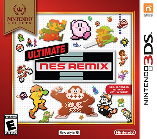 Nintendo Selects: Ultimate NES Remix - 3DS [Digital Code] by Nintendo