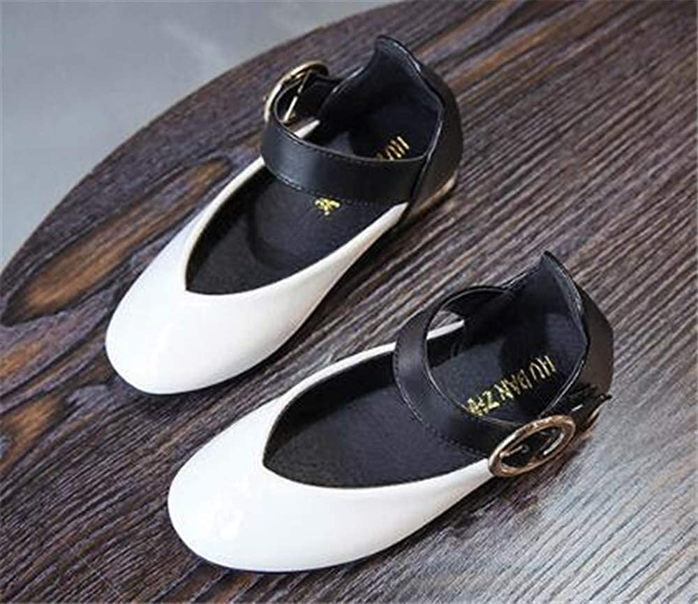 Little Girl Dress Shoes Ballet Mary Janes Flats