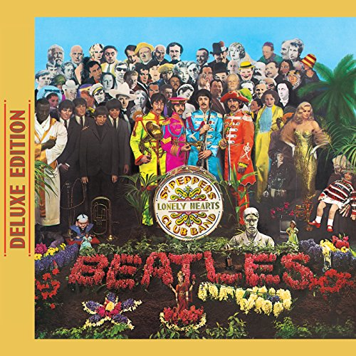 Sgt. Pepper's Lonely Hearts Club Band (Deluxe Edition) (Sgt Peppers Lonely Hearts Club Band Super Deluxe)