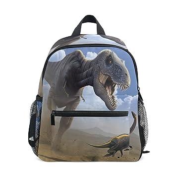 COOSUN Dinosaurio del Tyrannosaurus guardería de niños Mini Mochila Preescolar Bolsa del niño: Amazon.es: Equipaje